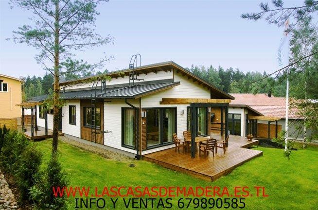 The 25 best casas prefabricadas espa a ideas on pinterest - Casas prefabricadas espana ...