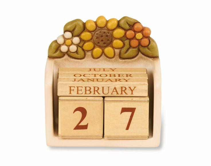 Calendario perpetuo da tavolo