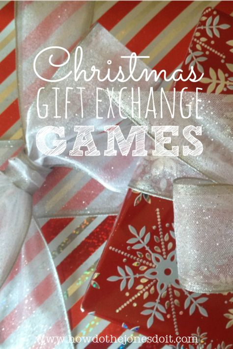 With so many Christmas Gift Exchange Games out there it's easy to get confused. What's the difference anyway?! White Elephant, Dirty Santa, Secret Santa ..