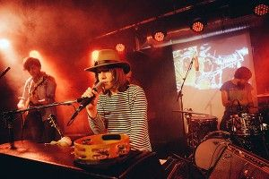 Jacco Gardner live @ Privatclub, Berlin   26.11.2013