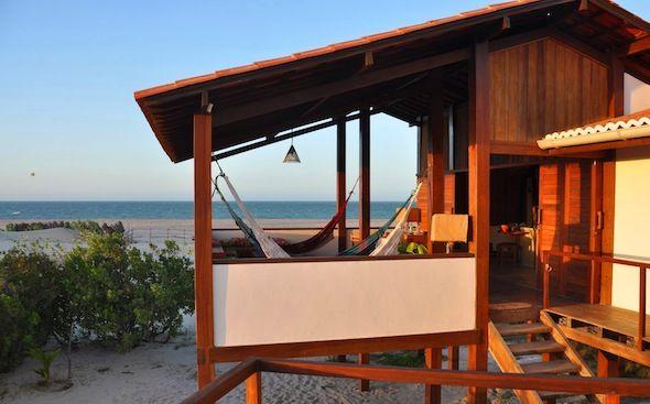 #Maison #Brésil #Prea #KiteFamily #spot #kitesurf #vacances #famille