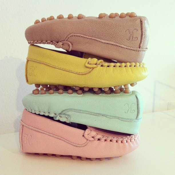 BabyK moccasins - Soft napa leather - Made in Portugal <3