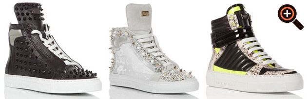 Philipp Plein Schuhe – Herren & Damen Designer Sneaker High Top – Sale & Outlet