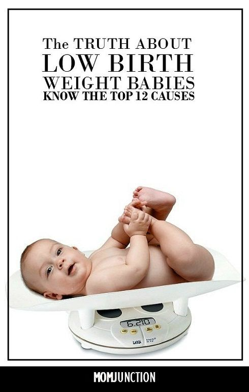 Causes Behind Low Birth Weight
