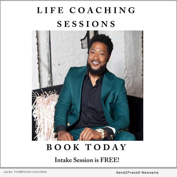 Coach Jaliel Thompson Helps Nursing Aide Go From Minimum Wage To Six Figures In 90 Days Send2press Newswire In 2020 Life Coach Coaching Thompson