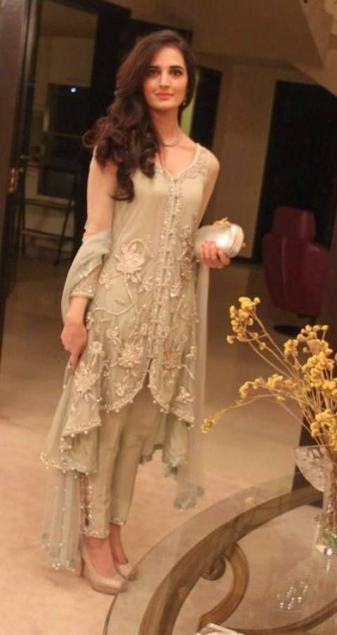 LOOK OF THE DAY: NAYAB BALOCH
