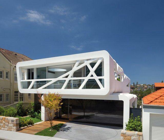 Hewlett street house, Bronte Australia
