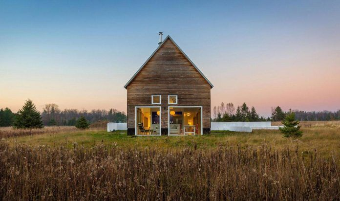Fiore Countryside House creates a mix between the old and the modern - CAANdesign | Architecture and home design blog