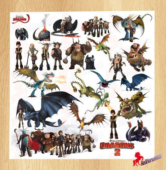 how to train your dragon stickers australia