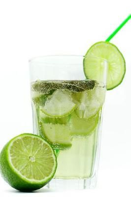 What makes Bolivian lemonade so green and delicious?