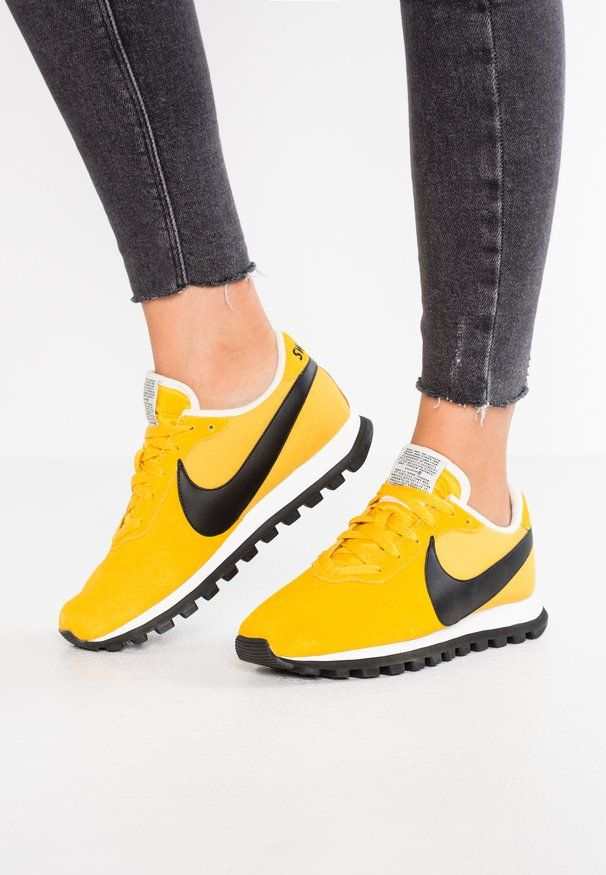 b23bec516412 PRE-LOVE O.X. - Sneaker low - yellow ochre black summit white ...