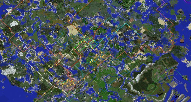 the shire custom made map by 1500 people
