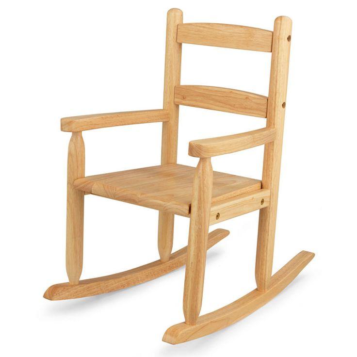 Kidkraft 2slat rocker kids rocking chair classic