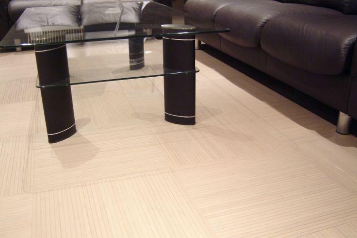 Parquet Bamboo Natural con supporto in lattice. #pavimenti in #parquet #bamboo #flooring #naturalwood