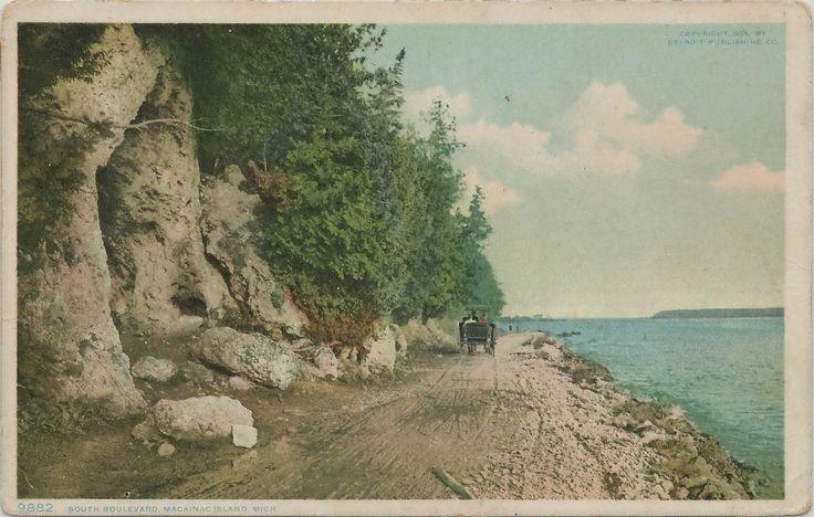 56 Best Mackinac Region History Images On Pinterest