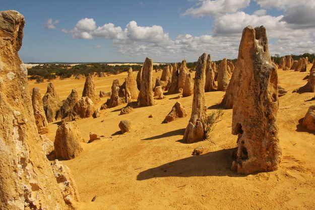 Western Australia's Pinnacles Desert Nambung National Park