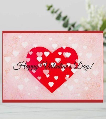 Happy Valentine's Day Card, valentines day gifts for him, Valentine's Day quotes, Valentine's Day, crafts, Valentine's Day for boyfriend Valenti…