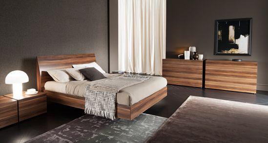 Modern and Contemporary Platform Beds | Platform Beds | Haiku Designs