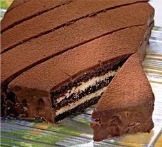 chocolate cake Торт Трюфель