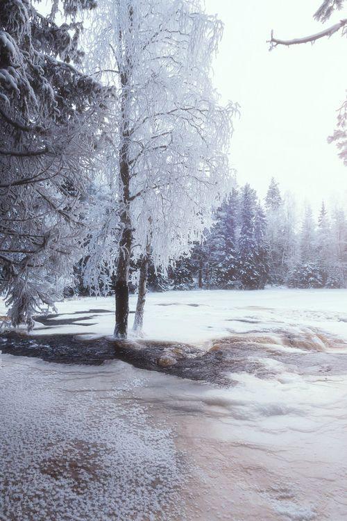 Sanginjoki by Ossi Juutilainen
