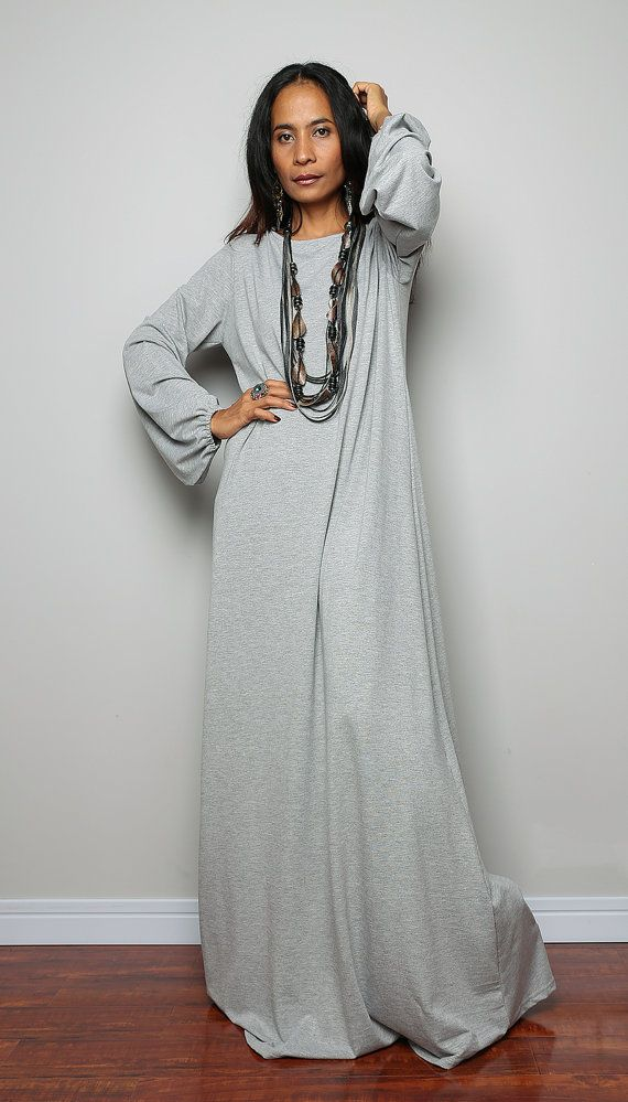 An amazing garment, which stands out from the crowd because of its contemporary design. I made this dress because of a popular demand for long sleeves