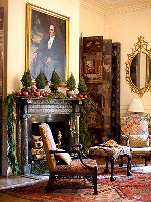 15 best Southern Living Carmen Johnston images on Pinterest - southern living christmas decorations