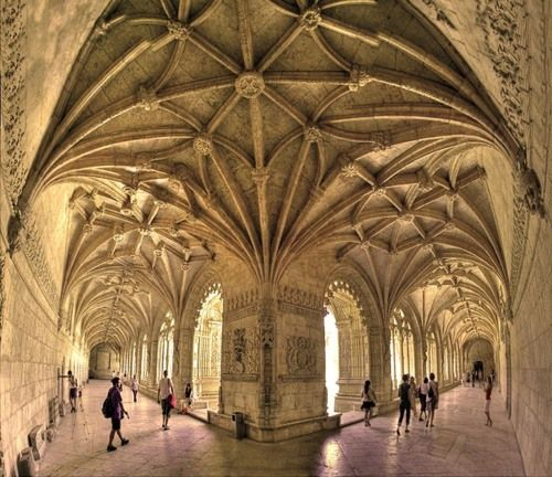 Jeronimos Monastery, Lisbon, Portugal  | by Yalcin Sertkaya.  Investors Europe Stock Brokers Gibraltar