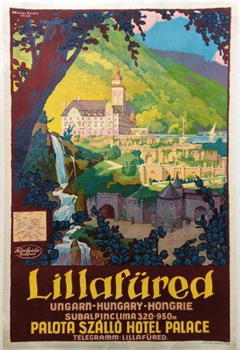 Lillafüred - 1930 - (Endre Hollos) -