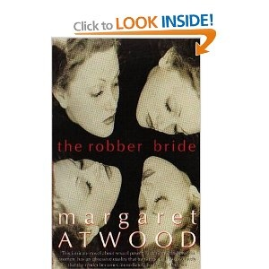 My list wouldn't be complete with Margaret Atwood. I could read her all day, every day. Her brain works in fascinating and often macabre ways.
