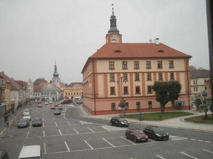 Radnice v Sušici.