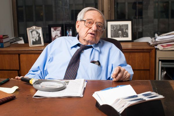 Irving Kahn, Oldest Active Wall Street Investor, Dies at 109 - NYTimes.com