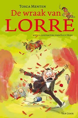 Tosca Menten - De wraak van Lorre