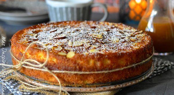 Gâteau fondant aux poires On profite de cette belle saison automnale pour preparer un délicieux gât...