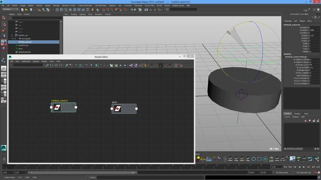In this tutorial I show how you can create a sliding pivot foot roll using nodes. The first part of the rig is the same as Chris Lesage's rig and I only add some stuff on top of that to make it work for any shape.  Make sure to visit Chris's site: http://chrislesage.com  And check out my blog for more: http://www.robotsquids.blogspot.com/