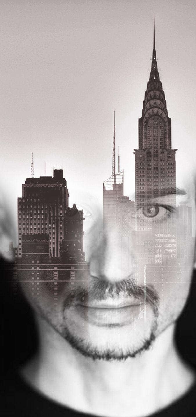 portrait to Emilio Xaoen NYC  by antonio mora