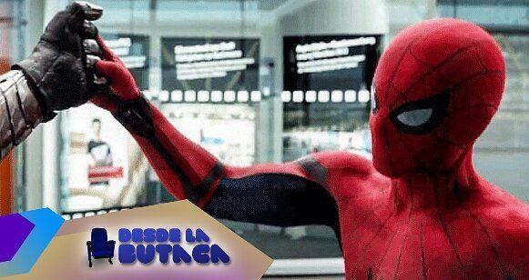 Nuevas imágenes de #SpiderMan luchando contra #Bucky Barnes en #CapitánAmérica3 #CivilWar #DLB #DesdeLaButaca Lee más al respecto en http://ift.tt/1hWgTZH Lo mejor del Cine lo disfrutas #DesdeLaButaca Siguenos en redes sociales como @DesdeLaButacaVe #movie #cine #pelicula #cinema #news #trailer #video #desdelabutaca #dlb