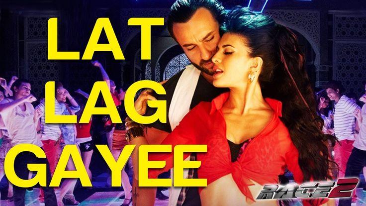 Lat Lag Gayee - Race 2 | Saif Ali Khan & Jacqueline Fernandez | Benny Da...  OMG
