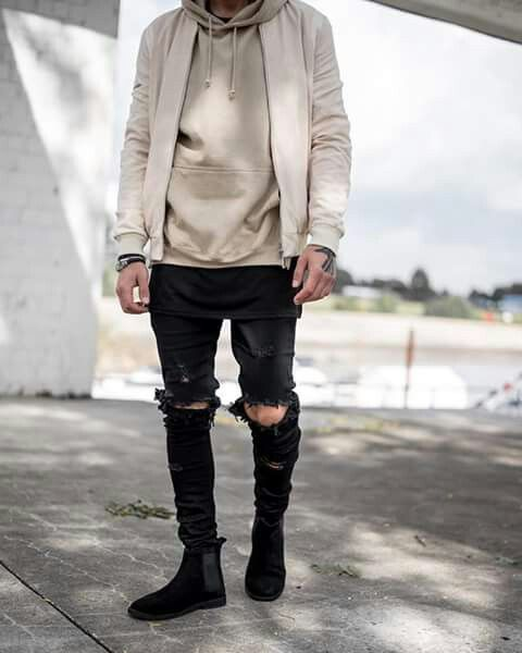 #SMJ beige style|| Follow @filetlondon for more street wear style #filetlondon