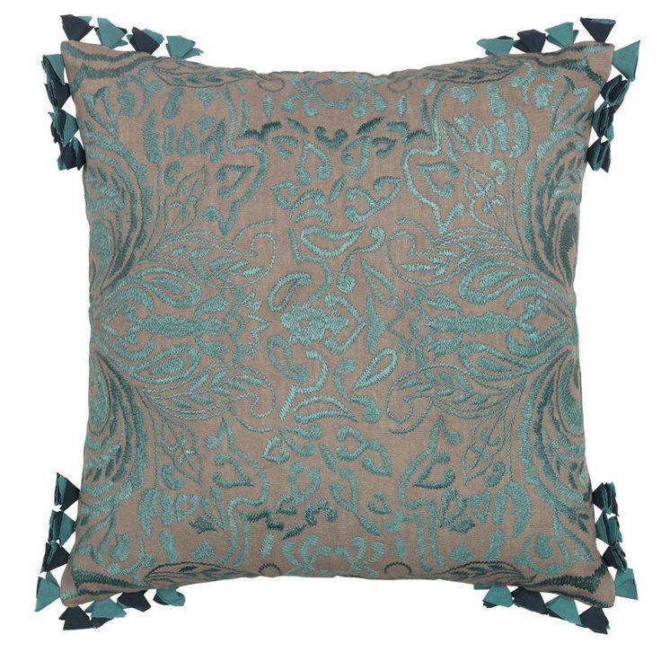 Day Birger Et Mikkelsen - Persian Fence Cushion Cover - Smoke - 50x50cm