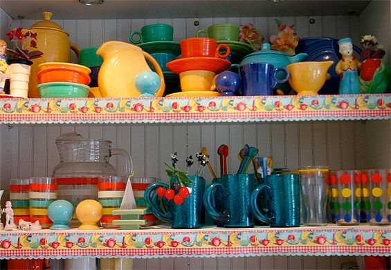 '50s kitchen collection