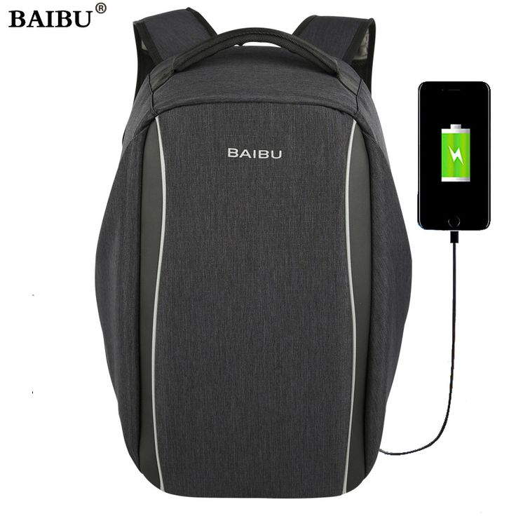 USB Charge Anti theft Backpack //Price: $67.74 & FREE Shipping //     }