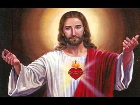 Healed by The Sacred Heart of Jesus Christ: Guided Meditation with Gabriel Gonsalves - YouTube