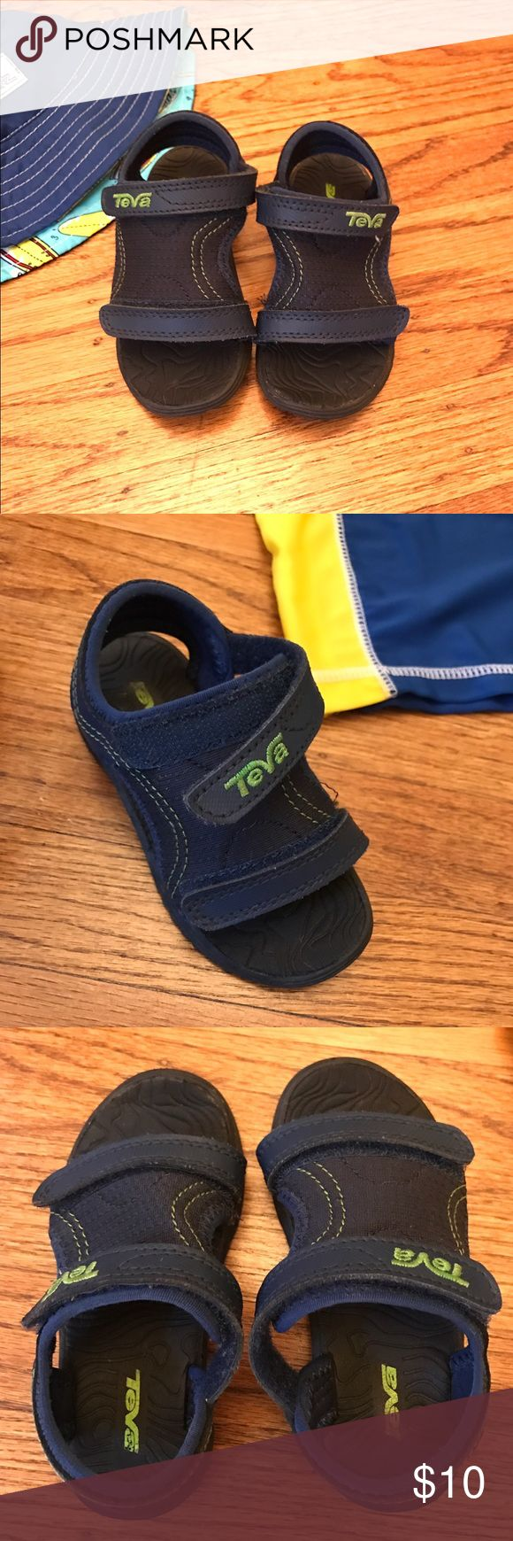 Toddler Teva Sandals Teva Kids Psyclone 5 Sandals. Size 6 Toddler. Good used condition. Teva Shoes Water Shoes