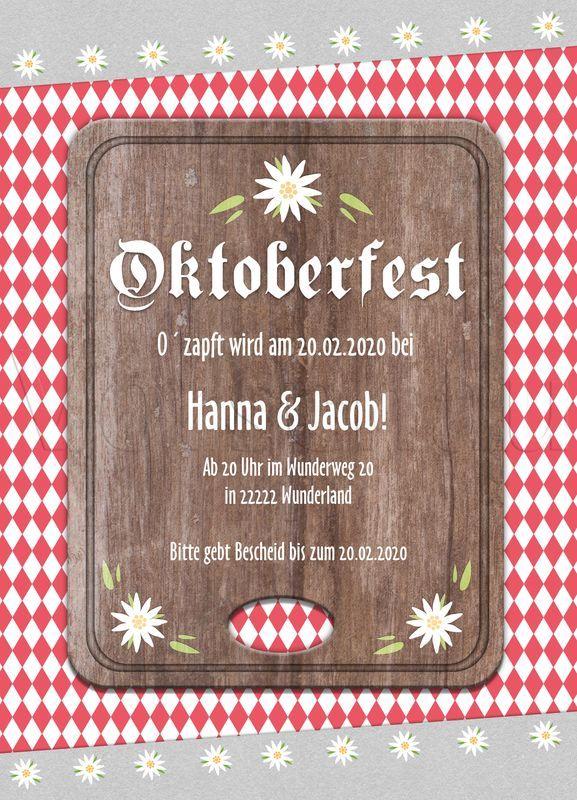 8 besten hüttengaudi bilder auf pinterest | oktoberfest deko, Einladung