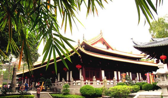 Guangzhou: Bright Filial Piety Temple