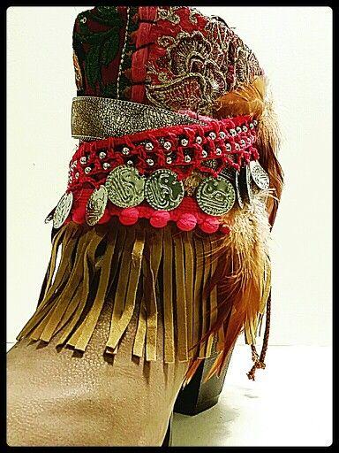 #byyoucomplementos #cubrebotas #decorabotas #boots #handmade #style #boho