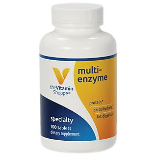 Multi Enzyme (100 Tablets)  at the Vitamin Shoppe