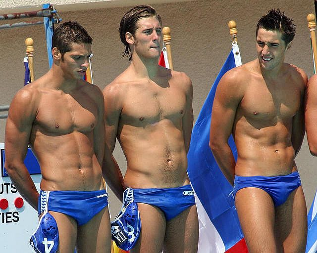 3 more reasons why i love waterpolo :)