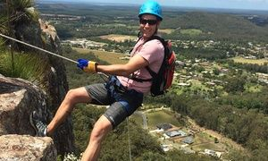 Groupon - Abseiling or Rock Climbing Course for One ($ 89) or Two Days ($189) with WorthWild Adventure Training (Up to $390 Value) in . Groupon deal price: $89