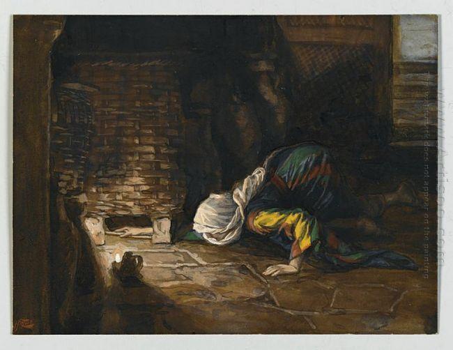 The Lost Dram 1894 - Lukisan Minyak